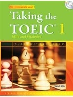 二手書博民逛書店 《Taking the TOEIC 1 Student Book with MP3 CD》 R2Y ISBN:9781599661889│WendiShin