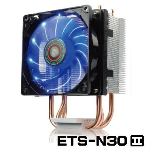 新竹【超人3C】ENERMAX 安耐美 保銳 CPU空冷散熱器(藍光) ETS-N30R-TAA