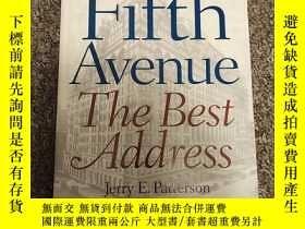 二手書博民逛書店Fifth罕見Avenue the Best Address c
