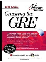 二手書博民逛書店《Cracking the GRE with Sample Te