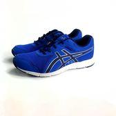 ASICS 亞瑟士 透氣吸震慢跑鞋 運動鞋 《7+1童鞋》5127 藍色