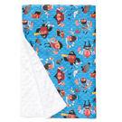美國 Baby Elephant Ear 親膚毛毯/冷氣毯/防風毯/毯子(68x74cm)-海盜船長