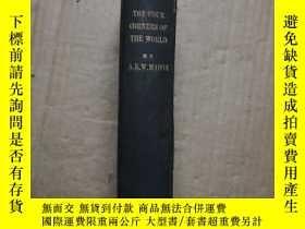 二手書博民逛書店民國外文版:THE罕見FOUR CORNERS OF THE W