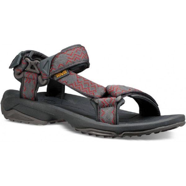 TEVA 男運動涼鞋 TERRA FI LITE (黑紅) 綁帶涼鞋 耐磨抗菌 TV1001473KGR 【胖媛的店】
