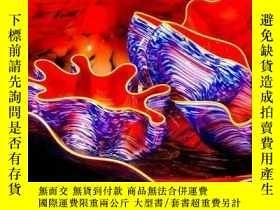 二手書博民逛書店Chihuly罕見2018 Weekly Planner-Chihuly 2018周策劃Y436638 Chi