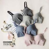 日系孕婦內衣胸罩懷孕期運動瑜伽小胸無鋼圈聚攏防下垂孕婦文胸