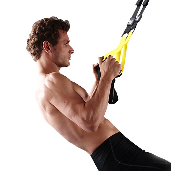 〈限今日-超取288免運〉競技版P3-3 懸掛式訓練帶 組合運動 核心肌群 TRX 健身【TT0015】