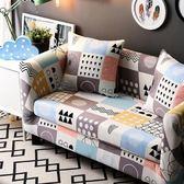 沙發套 彈力組合皮沙發套全包萬能套歐式布藝罩沙發墊簡約現代 單人座·樂享生活館