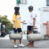 健身包女小運動包訓練包女瑜伽包獨立鞋位旅行袋短途行李背包潮