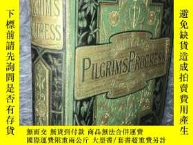 二手書博民逛書店THE罕見PILGRIM S PROGRESS BY JOHN