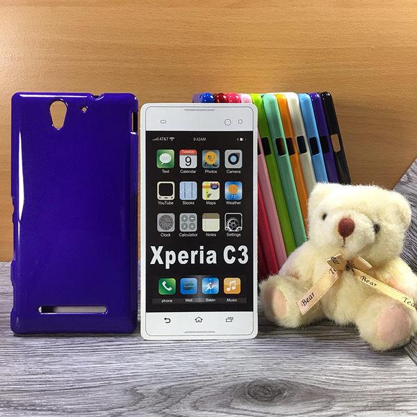 ◎大都會保護殼 SONY Xperia C3 D2533/C5 Ultra E5553 保護殼 TPU 軟殼 閃粉 矽膠殼 手機殼 背蓋