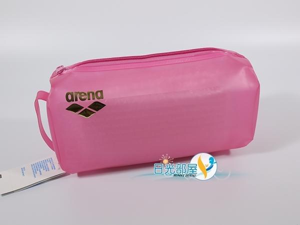 *日光部屋* arena (公司貨)/ARN-7433-PNK 防水包