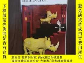 二手書博民逛書店罕見Rhinoceros【法文原版】Y12800 Eugene Ionesco Mass Market Pap