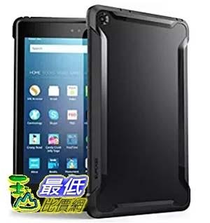 [美國直購] SUPCASE Amazon Fire HD 8 Case 黑色 [Unicorn Beetle Series] 平板 保護殼