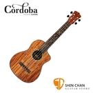 Cordoba 美國品牌 35T-CE 26吋 全單板相思木 Koa 可插電烏克麗麗Ukulele(第4弦: Low G)