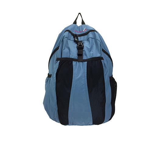 LIKA夢 TOOLS圖爾 繽紛色彩 運動型無重力太空包、後背包、旅行包 日本藍