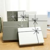 歡慶中華隊長方形大號禮品盒子精美禮物盒男女圍巾禮盒衣服包裝空盒