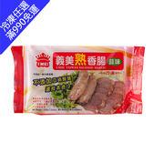 【義美】蒜味熟香腸(5條/包)