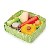 【美國Tender Leaf Toys】養身蔬食大餐(廚房家家酒-蔬菜配件)