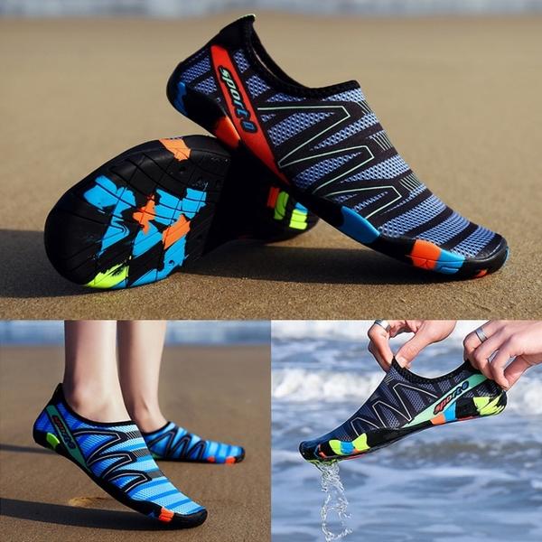 男女款 A6 浮潛釣魚潛水防滑鞋 健身房鞋 懶人鞋 海灘鞋 溯溪鞋 涉水運動鞋 游泳鞋 59鞋廊