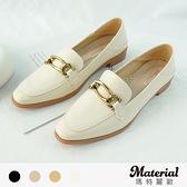 樂福鞋 銜釦紳士樂福鞋 MA女鞋 T58926