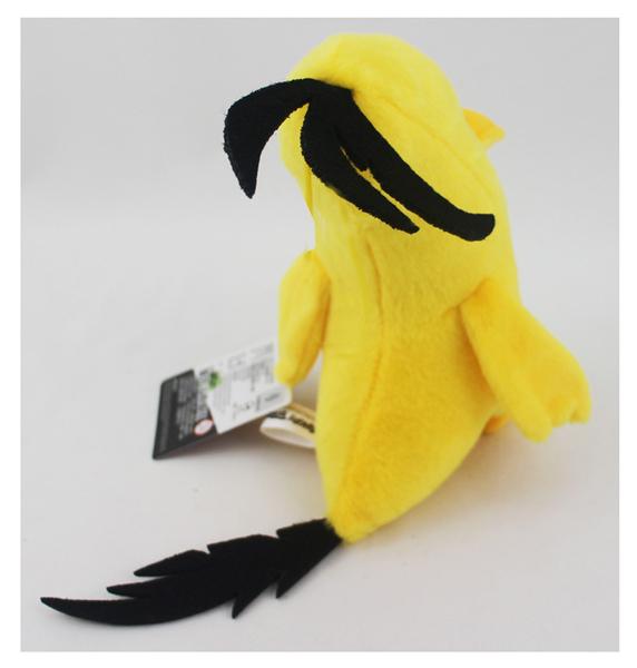 【卡漫城】 飛鏢黃 絨毛玩偶 高30cm ㊣版 娃娃 抱枕 靠墊 裝飾 Angry Birds 憤怒鳥 Yellow 黃鳥