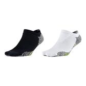 NIKE 女GRIP輕質短襪 (慢跑 路跑 襪子 短襪 一雙入≡體院≡ SX5504
