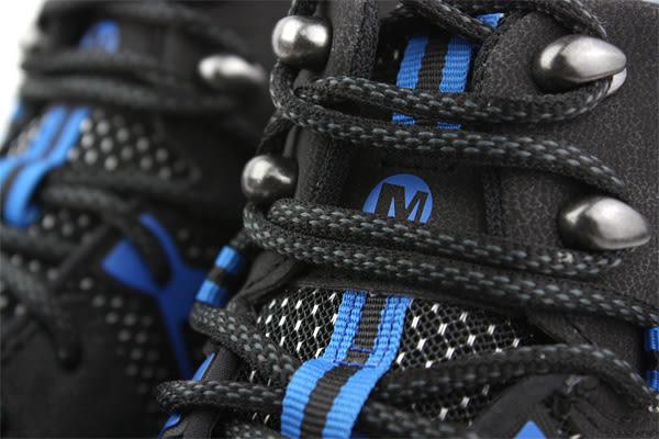 MERRELL 多功能鞋 男鞋 黑色 no687