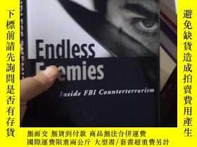 二手書博民逛書店Endless罕見Enemies: Inside FBI Cou