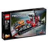 【LEGO 樂高積木】Technic 科技系列-氣墊船 LT-42076