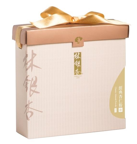 【林銀杏】經典杏仁粉(甜) 600g 含運價1020元