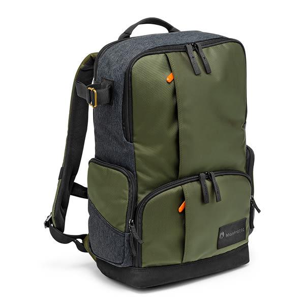 曼富圖 Manfrotto MB MS-BP-IGR  STREET 街頭玩家系列雙肩後背包 Street Backpack 【公司貨】