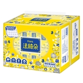 法綺朵抽取式衛生紙100抽36包【愛買】