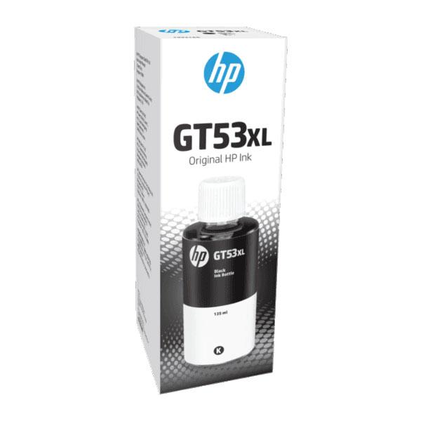 HP 原廠黑色墨水罐 GT53XL(1VV21AA) 通用 GT51XL(X4E40AA) 適用 GT5810/5820;InkTank 315/415/419