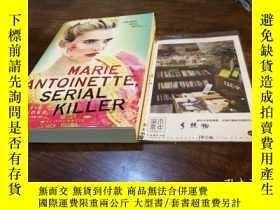 二手書博民逛書店英文原版罕見Marie Antoinette, Serial K