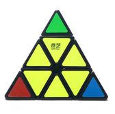 魔方 金字塔啟明貼紙異形魔方順滑靈活鋼珠定位益智玩具【快速出貨八折搶購】