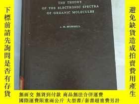 二手書博民逛書店the罕見theory of the electronic sp