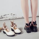 娃娃鞋 lolita小皮鞋夏軟妹女鞋厚底日系瑪麗珍女單鞋可愛圓頭學生 - 古梵希