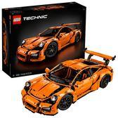 樂高機械組 42056 保時捷911GT3 RS LEGO Technic 積木玩具收藏【潮男街】