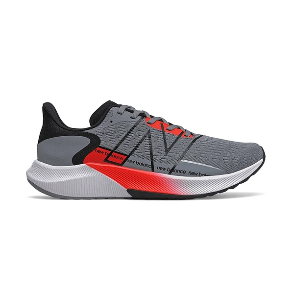 New Balance FuelCell Propel V2 男鞋 灰紅色 慢跑鞋 2E楦 MFCPRWR2