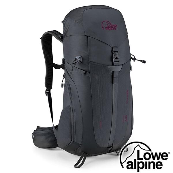 【英國 LOWE ALPINE】Airzone Trail ND28 透氣 健行背包 28L『鋼鐵灰』FTE-74 登山包.後背包