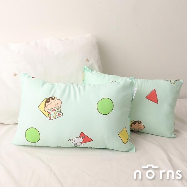 蠟筆小新天絲午安枕 睡衣- Norns 正版授權 Tencel小枕頭 靠墊 抱枕