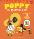 【樂器學習聲音書】POPPY AND BRASS BAND / 聲音書《主題:樂器》