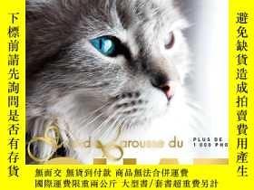 二手書博民逛書店Le罕見grand Larousse du chat : Cho