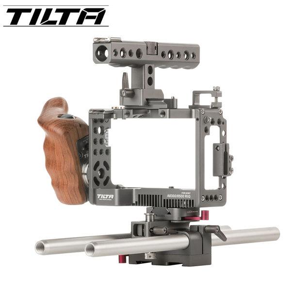 ◎相機專家◎ TILTA 鐵頭 ES-T27 A組 A6系列 鐵籠 遮光斗 提籠 微電影 A6300 A6500 公司貨