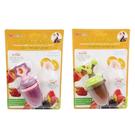 朴蜜兒 旋轉水果棒 紫色 副食品水果食用器具HRA073P