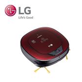 LG 樂金 雙眼濕拖變頻清潔機器人 VR6685TWARV (寶石紅)