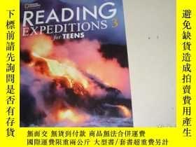 二手書博民逛書店Reading罕見Expeditions for Teens 3Y28441 NATIONAL GEOGRAP