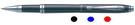 《享亮商城》WKG-250 紅桿鋼珠筆  白金