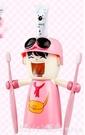 擠牙膏器全自動壁掛吸壁式卡通創意牙刷置物架懶人抖音擠壓器套裝 俏girl
